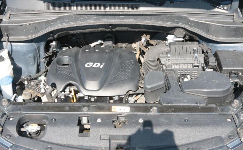 2013 Hyundai Santa Fe Sport Premium A/C GR ELECT BLUETOOTH MAGS #21
