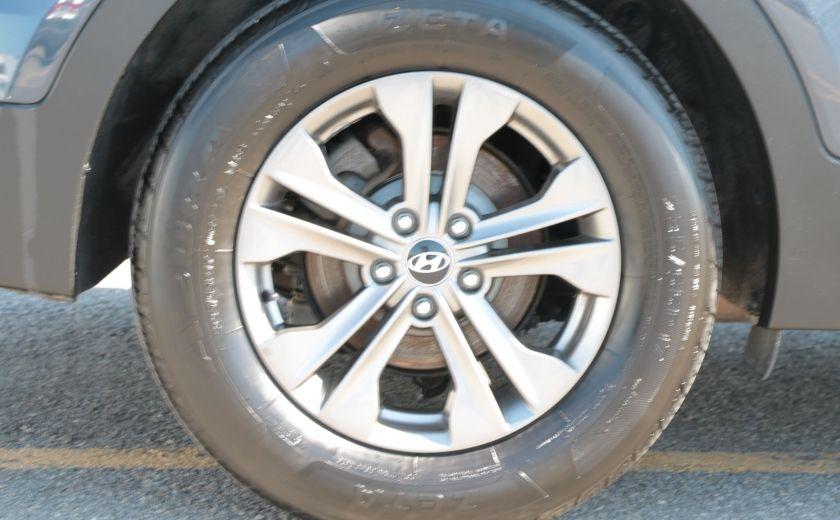 2013 Hyundai Santa Fe Sport Premium A/C GR ELECT BLUETOOTH MAGS #27