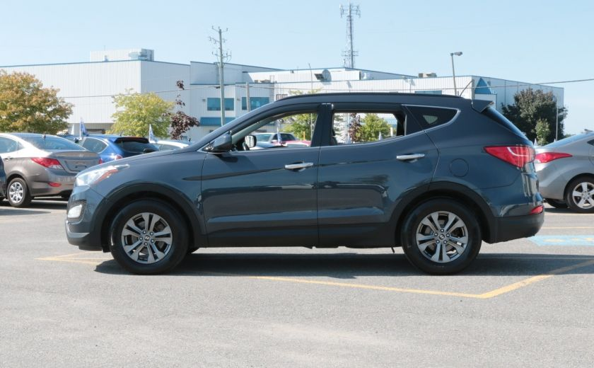 2013 Hyundai Santa Fe Sport Premium A/C GR ELECT BLUETOOTH MAGS #28