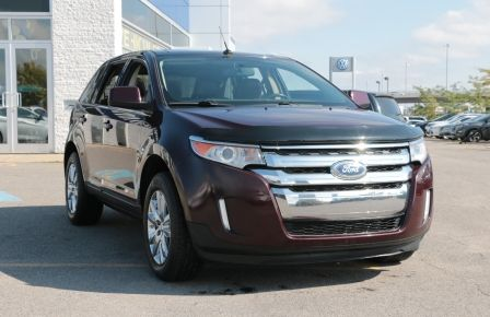 2011 Ford EDGE Limited A/C CUIR TOIT PANO CAMERA BLUETOOTH MAGS à Brossard
