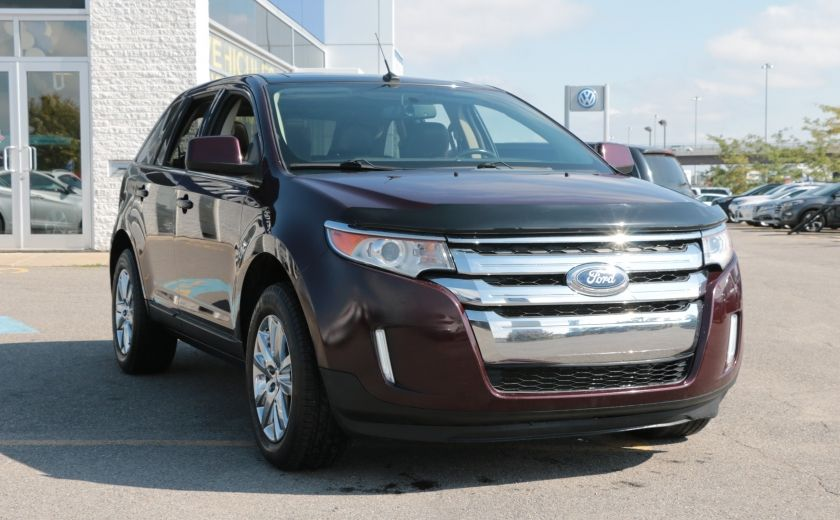 2011 Ford EDGE Limited A/C CUIR TOIT PANO CAMERA BLUETOOTH MAGS #0