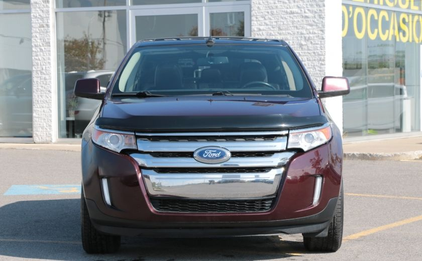2011 Ford EDGE Limited A/C CUIR TOIT PANO CAMERA BLUETOOTH MAGS #1