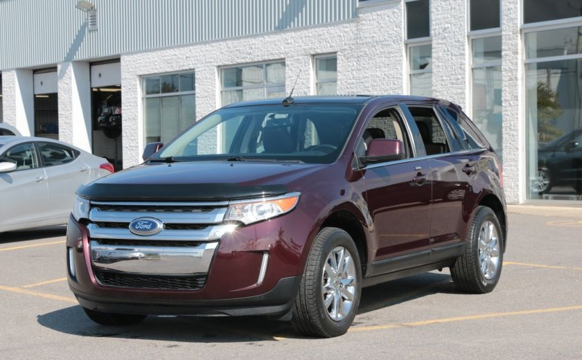 2011 Ford EDGE Limited A/C CUIR TOIT PANO CAMERA BLUETOOTH MAGS #2