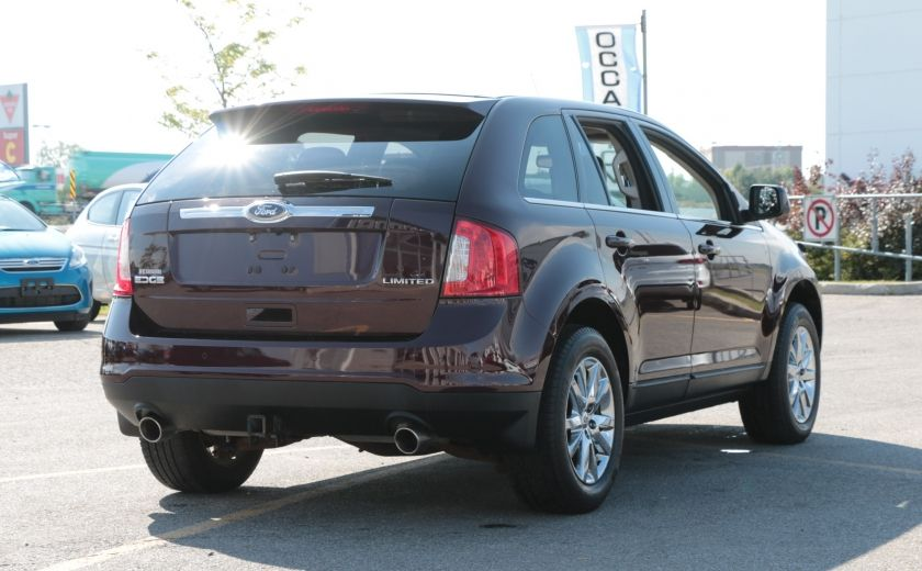 2011 Ford EDGE Limited A/C CUIR TOIT PANO CAMERA BLUETOOTH MAGS #6