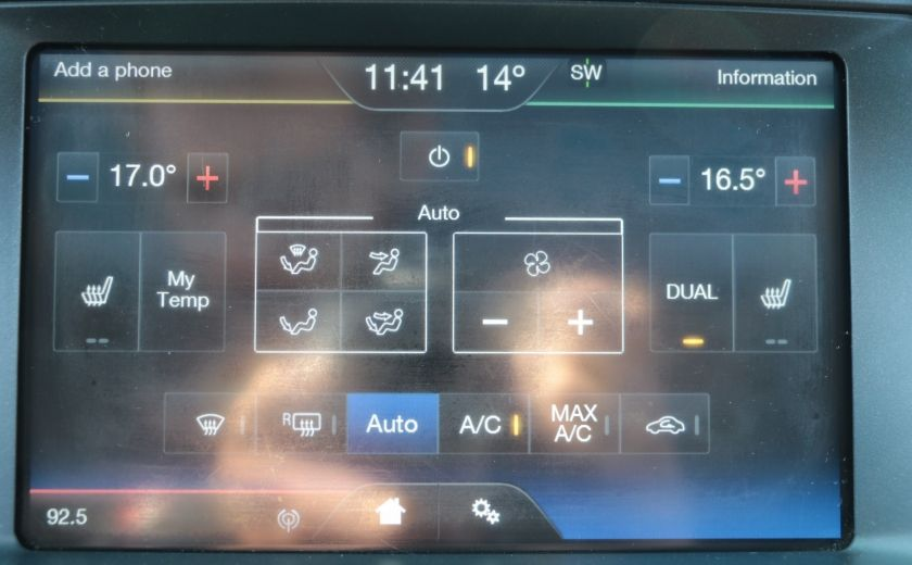 2011 Ford EDGE Limited A/C CUIR TOIT PANO CAMERA BLUETOOTH MAGS #19