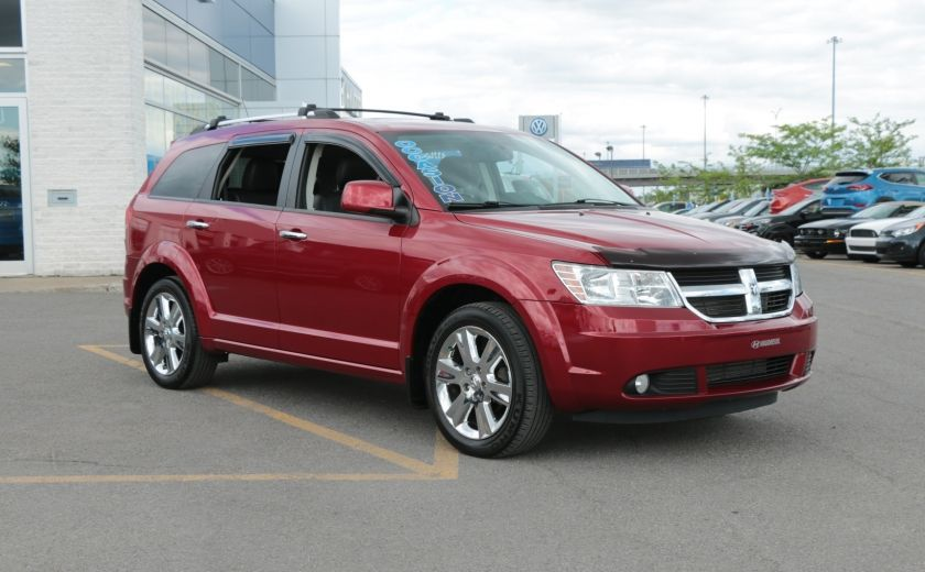 2010 Dodge Journey R/T AWD AUTO A/C CUIR TOIT MAGS 7 PASS #0
