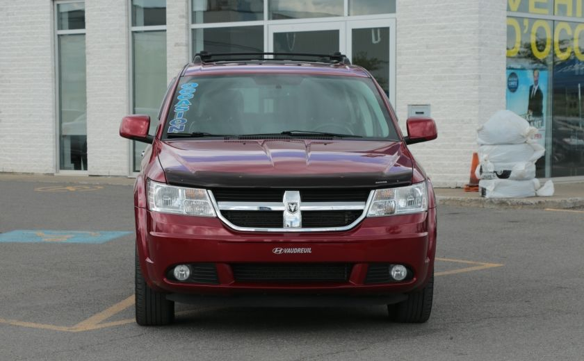2010 Dodge Journey R/T AWD AUTO A/C CUIR TOIT MAGS 7 PASS #1