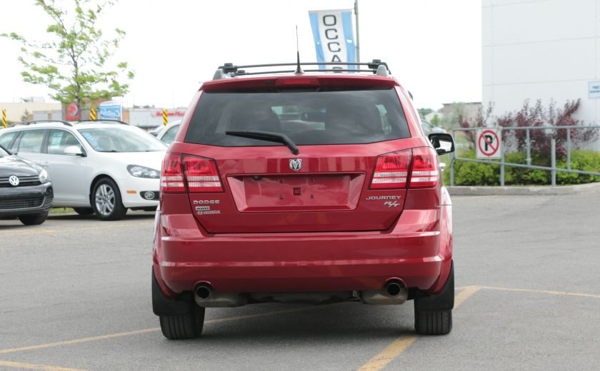 2010 Dodge Journey R/T AWD AUTO A/C CUIR TOIT MAGS 7 PASS #5