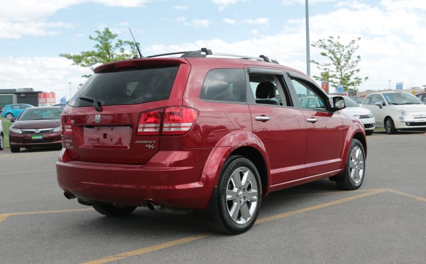 2010 Dodge Journey R/T AWD AUTO A/C CUIR TOIT MAGS 7 PASS #6