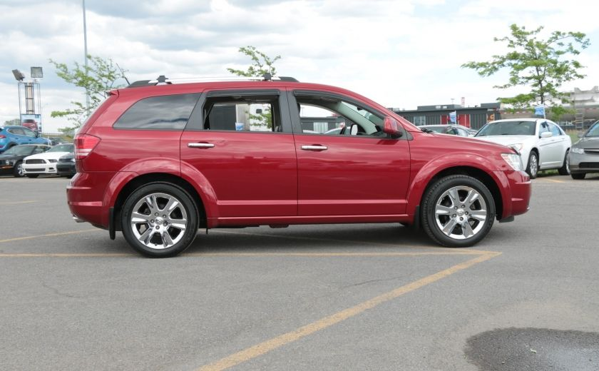 2010 Dodge Journey R/T AWD AUTO A/C CUIR TOIT MAGS 7 PASS #7