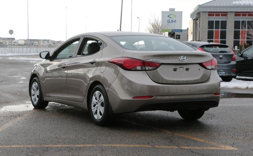 2015 Hyundai Elantra L #4