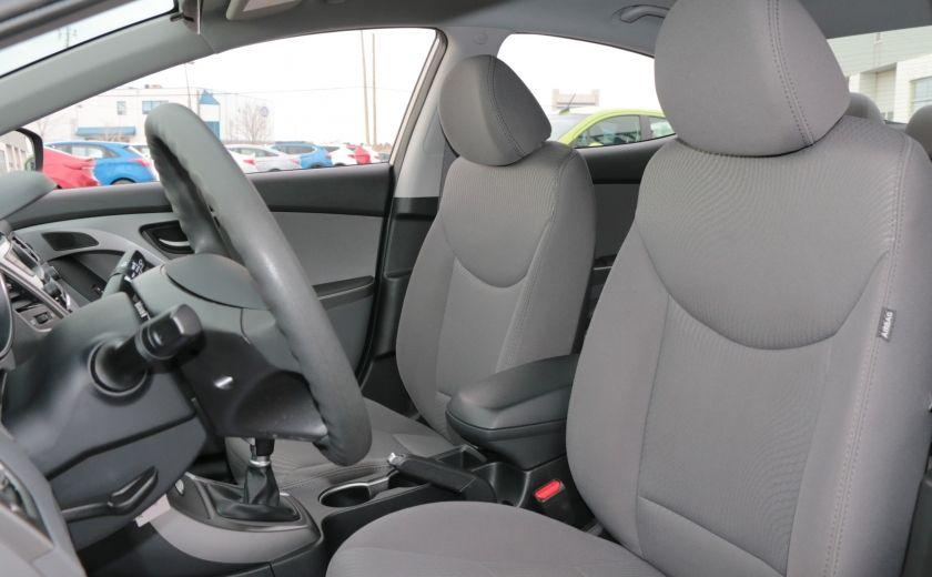 2015 Hyundai Elantra L #9