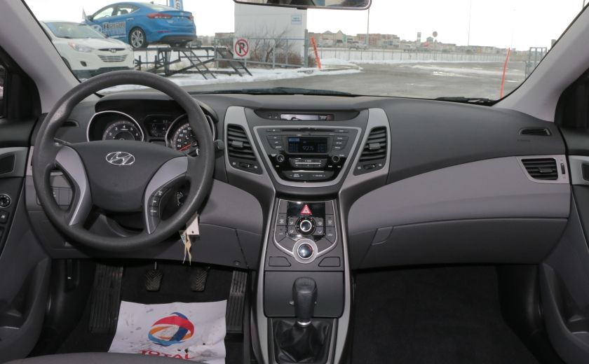 2015 Hyundai Elantra L #11