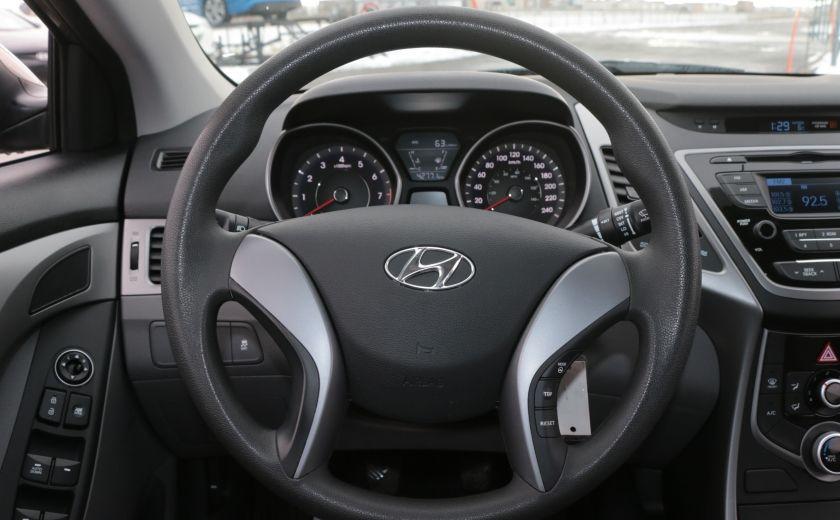 2015 Hyundai Elantra L #13