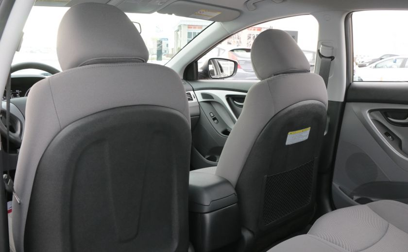 2015 Hyundai Elantra L #15