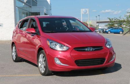 2013 Hyundai Accent GLS MAN A/C TOIT BLUETOOTH MAGS in Blainville