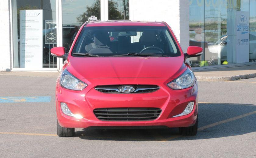 2013 Hyundai Accent GLS MAN A/C TOIT BLUETOOTH MAGS #1