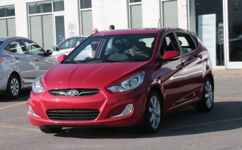 2013 Hyundai Accent GLS MAN A/C TOIT BLUETOOTH MAGS #2