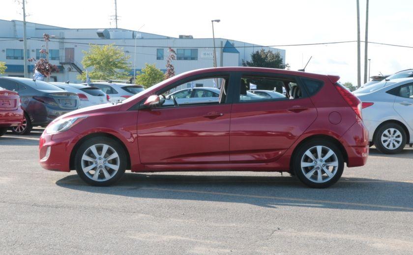 2013 Hyundai Accent GLS MAN A/C TOIT BLUETOOTH MAGS #3