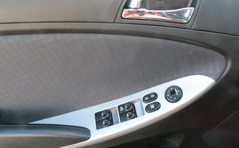 2013 Hyundai Accent GLS MAN A/C TOIT BLUETOOTH MAGS #10