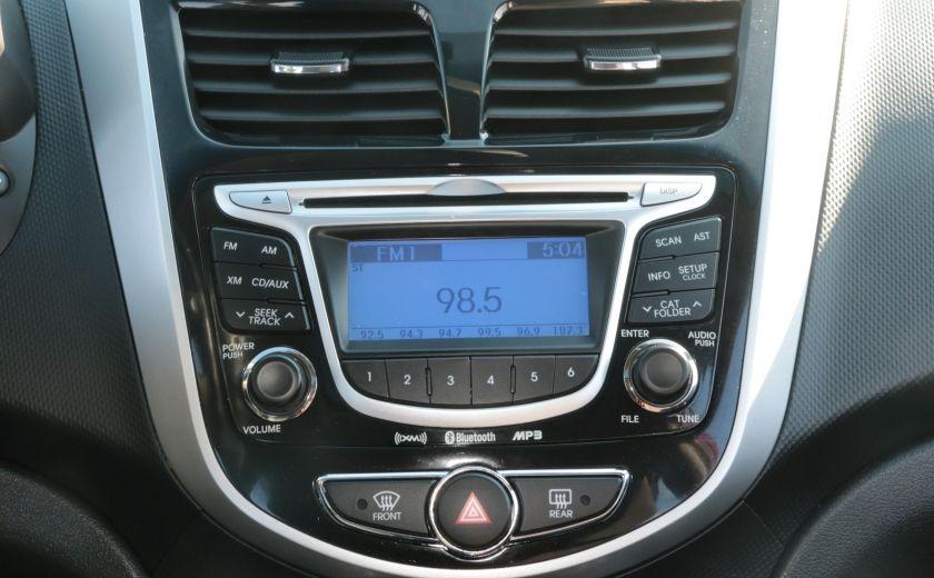 2013 Hyundai Accent GLS MAN A/C TOIT BLUETOOTH MAGS #15
