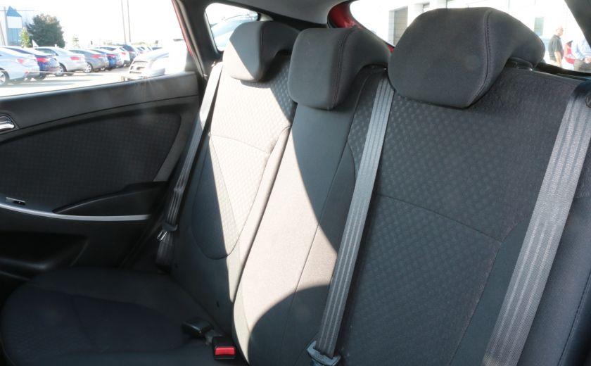 2013 Hyundai Accent GLS MAN A/C TOIT BLUETOOTH MAGS #20