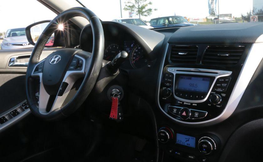 2013 Hyundai Accent GLS MAN A/C TOIT BLUETOOTH MAGS #24