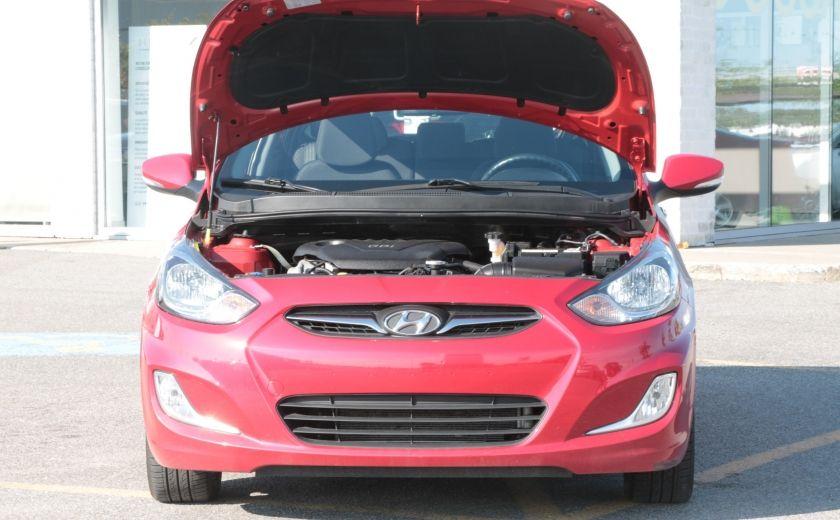 2013 Hyundai Accent GLS MAN A/C TOIT BLUETOOTH MAGS #26