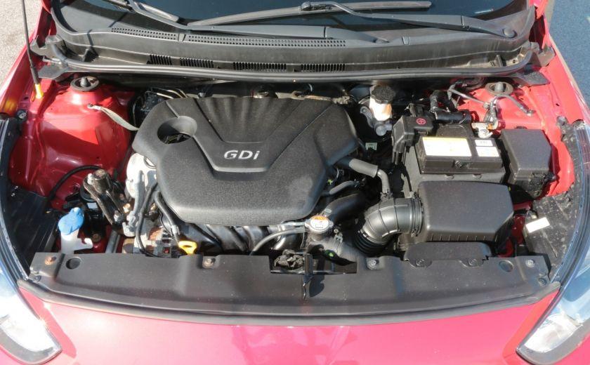 2013 Hyundai Accent GLS MAN A/C TOIT BLUETOOTH MAGS #27