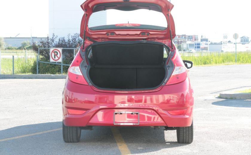 2013 Hyundai Accent GLS MAN A/C TOIT BLUETOOTH MAGS #28