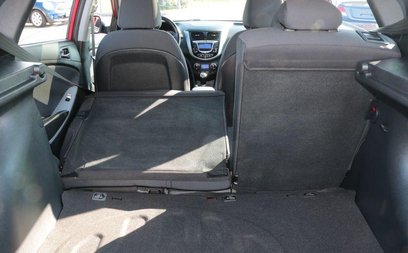 2013 Hyundai Accent GLS MAN A/C TOIT BLUETOOTH MAGS #31
