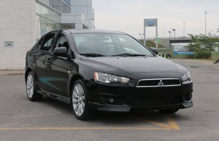 2010 Mitsubishi Lancer GTS Sportback MAN A/C CUIR TOIT BLUETOOTH in Rimouski