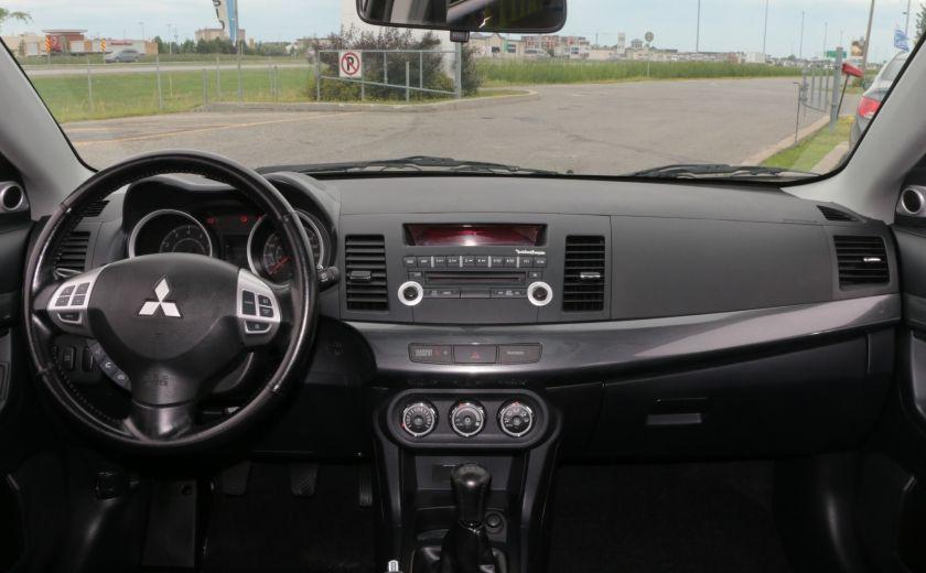 2010 Mitsubishi Lancer GTS Sportback MAN A/C CUIR TOIT BLUETOOTH #12