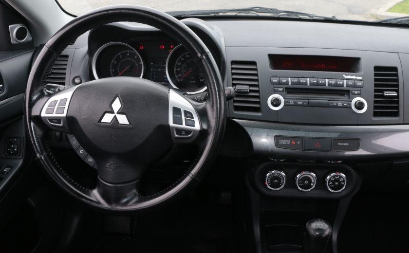 2010 Mitsubishi Lancer GTS Sportback MAN A/C CUIR TOIT BLUETOOTH #13