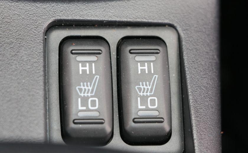 2010 Mitsubishi Lancer GTS Sportback MAN A/C CUIR TOIT BLUETOOTH #15