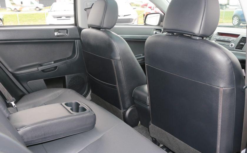 2010 Mitsubishi Lancer GTS Sportback MAN A/C CUIR TOIT BLUETOOTH #19