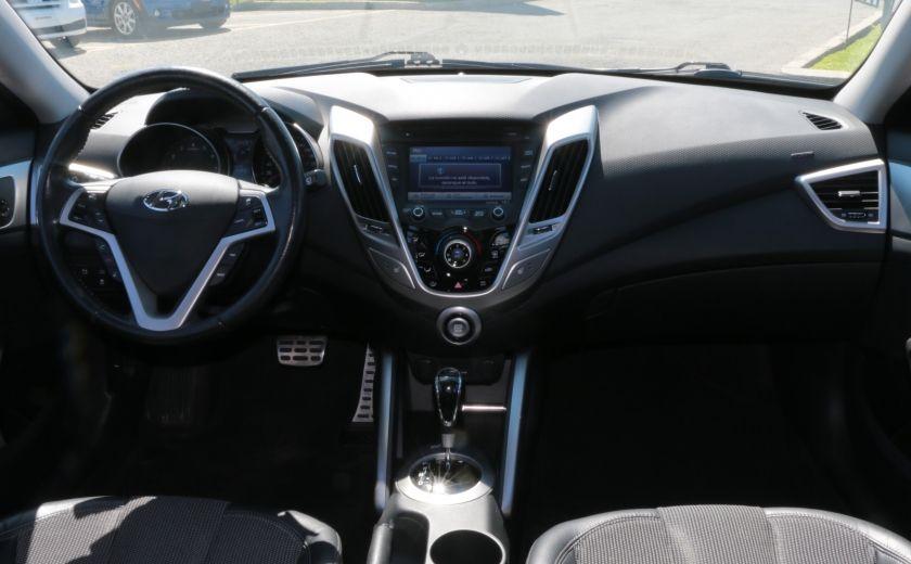 2012 Hyundai Veloster Tech AUTO TOIT PANO NAV CAMERA MAGS BLUETOOTH #12