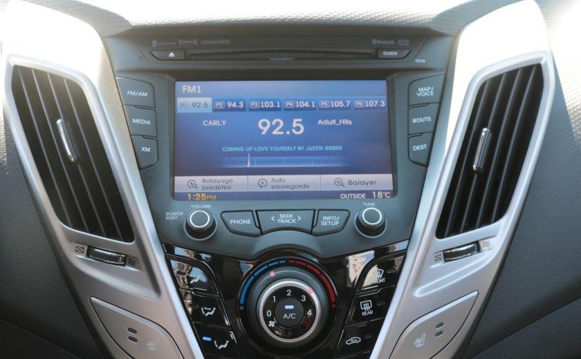 2012 Hyundai Veloster Tech AUTO TOIT PANO NAV CAMERA MAGS BLUETOOTH #15