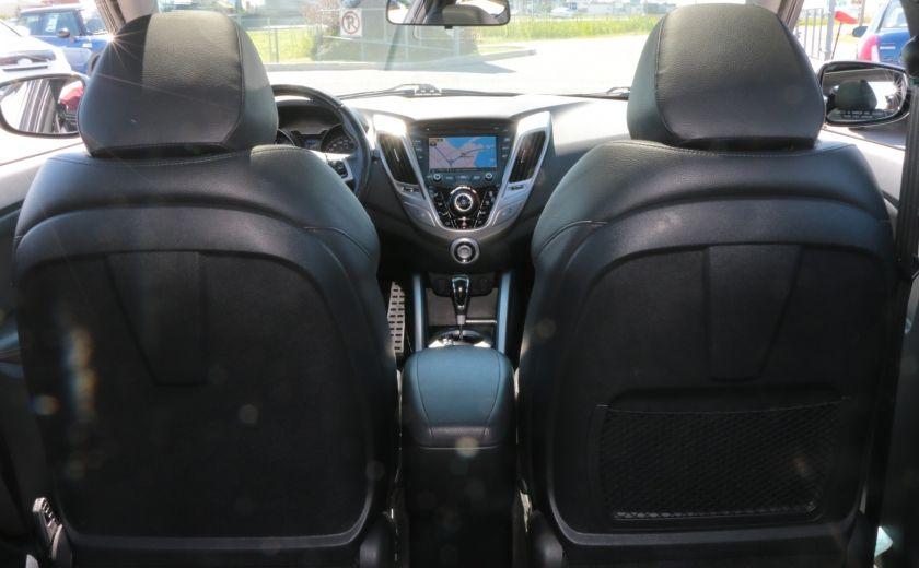 2012 Hyundai Veloster Tech AUTO TOIT PANO NAV CAMERA MAGS BLUETOOTH #22