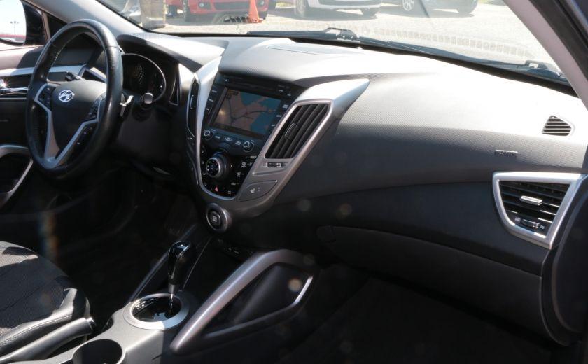 2012 Hyundai Veloster Tech AUTO TOIT PANO NAV CAMERA MAGS BLUETOOTH #24