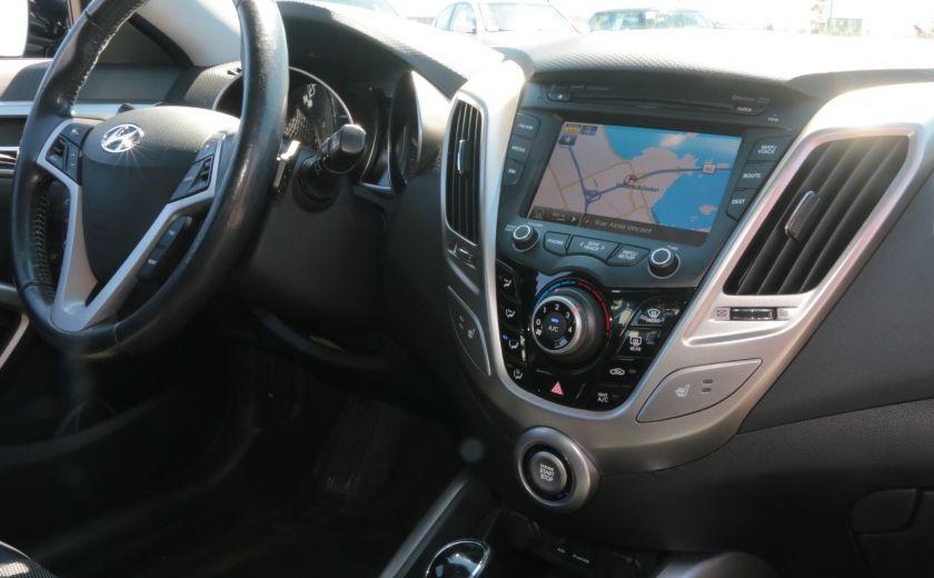 2012 Hyundai Veloster Tech AUTO TOIT PANO NAV CAMERA MAGS BLUETOOTH #25