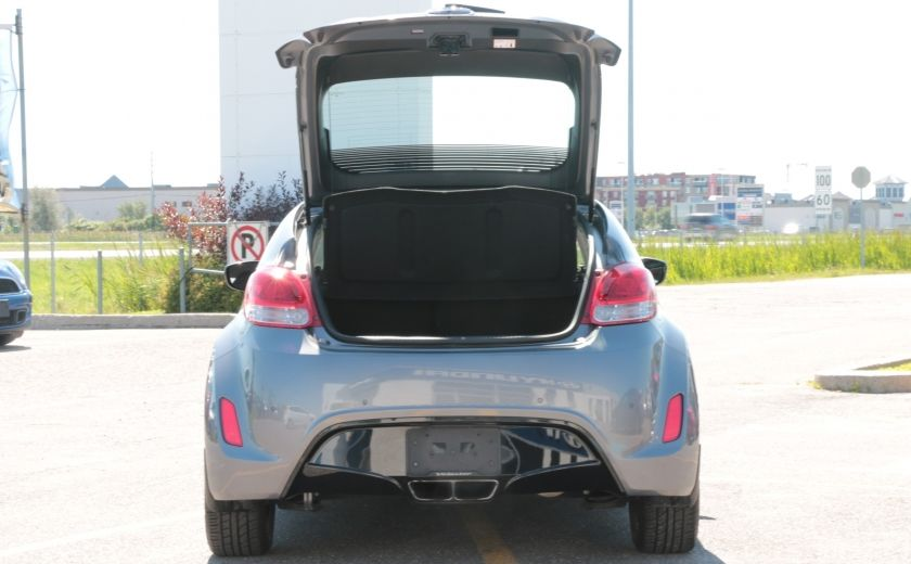 2012 Hyundai Veloster Tech AUTO TOIT PANO NAV CAMERA MAGS BLUETOOTH #29