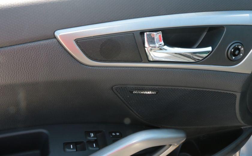 2012 Hyundai Veloster Tech AUTO TOIT PANO NAV CAMERA MAGS BLUETOOTH #10