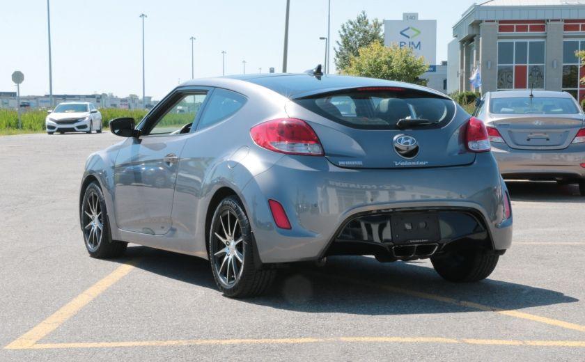 2012 Hyundai Veloster Tech AUTO TOIT PANO NAV CAMERA MAGS BLUETOOTH #4