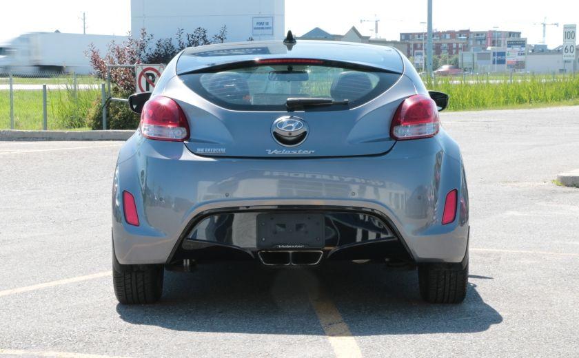 2012 Hyundai Veloster Tech AUTO TOIT PANO NAV CAMERA MAGS BLUETOOTH #5
