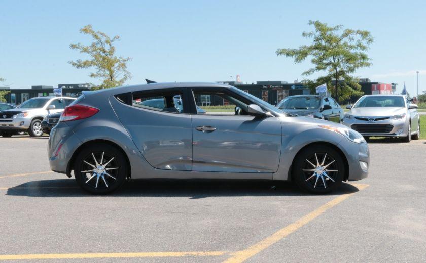 2012 Hyundai Veloster Tech AUTO TOIT PANO NAV CAMERA MAGS BLUETOOTH #7