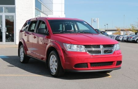 2014 Dodge Journey Canada Value Pkg A/C CAMERA à Gatineau