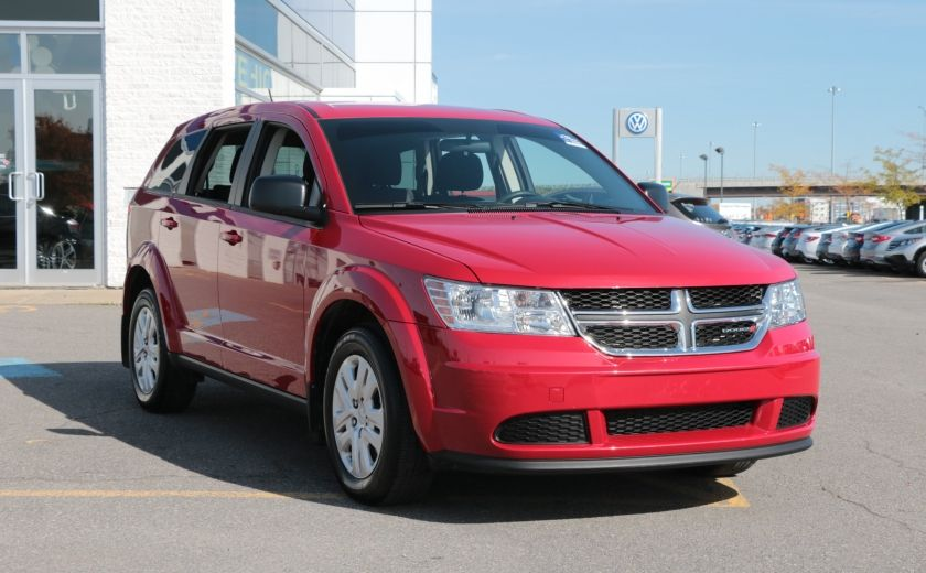 2014 Dodge Journey Canada Value Pkg A/C CAMERA #0