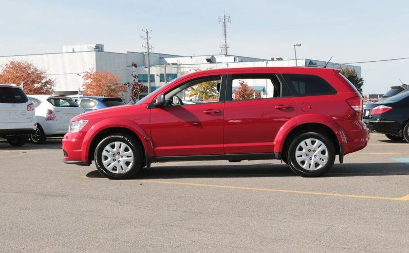 2014 Dodge Journey Canada Value Pkg A/C CAMERA #3