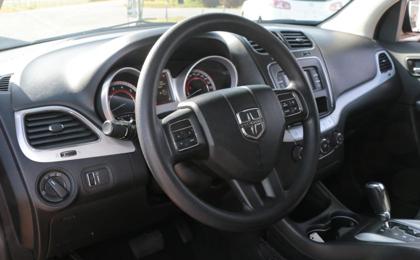 2014 Dodge Journey Canada Value Pkg A/C CAMERA #8